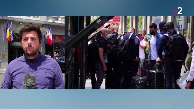 Défaite de la France face à la Suisse : les Bleus rentrent à Paris
