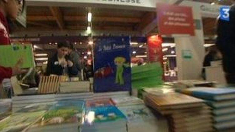Le 26ème Salon du livre et de la presse jeunesse de Montreuil  (Culturebox)