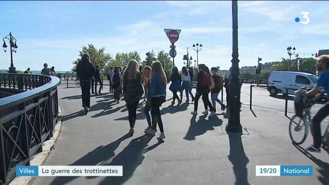 Trottinettes : bientôt une nouvelle réglementation en ville