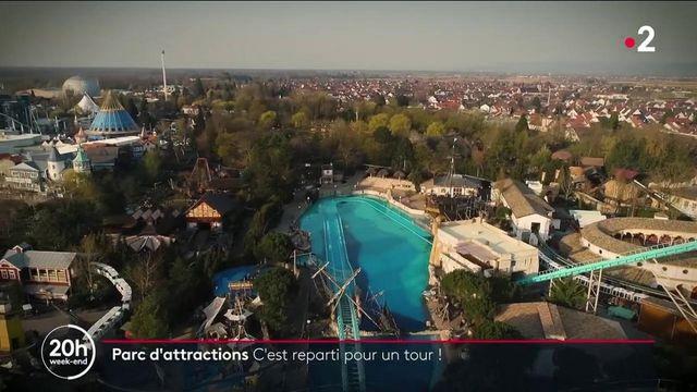 Allemagne : le parc d'attractions Europa-Park a rouvert, mais avec un protocole strict