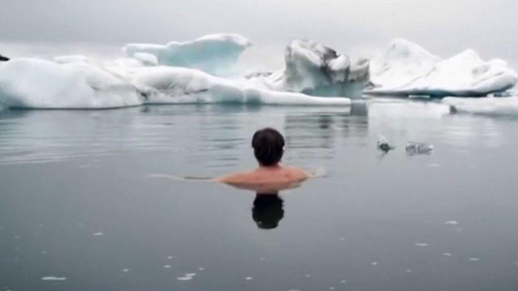 Bien-être : la méthode Wim Hof ou comment affronter le froid sans souffrance (FRANCE 3)