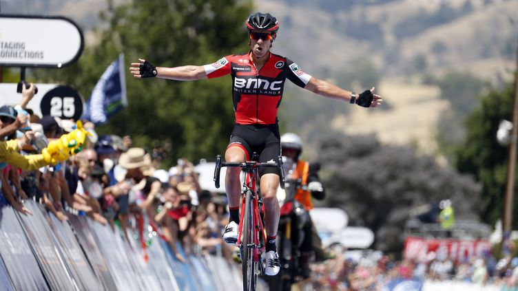 Richie Porte s'impose sur la 2e étape du Tour Down Under (YUZURU SUNADA / BELGA MAG)