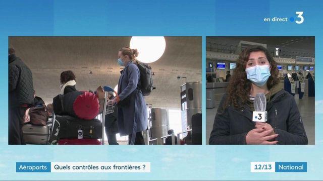 Covid-19 : de nouveaux contrôles aux frontières visent les voyageurs européens