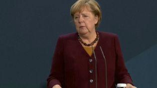 Covid-19 : l'Allemagne se prépare à vacciner la population (FRANCE 2)