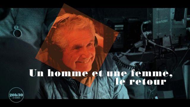 """VIDEO. Claude Lelouch retrouve Anouk Aimée et Jean-Louis Trintignant pour l'épilogue d'""""Un homme et une femme"""""""