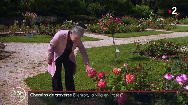 """Chemins de traverse : à la découverte d'Eilenroc, la villa en """"roses"""""""