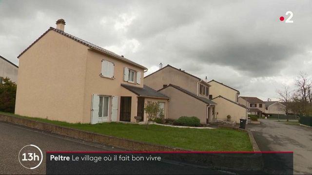 Moselle : Peltre, le village où on vivrait le mieux en France