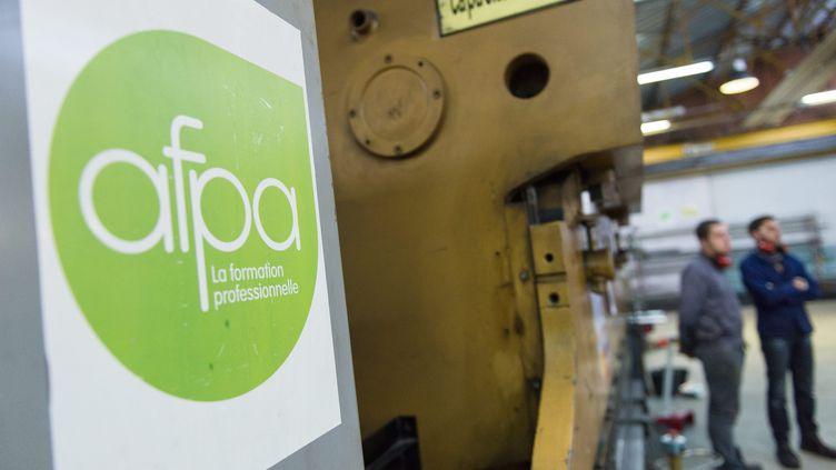 Un centre de formation professionnelle de l'Afpa, le 26 octobre 2015, dans le 11e arrondissement de Marseille. (MAXPPP)