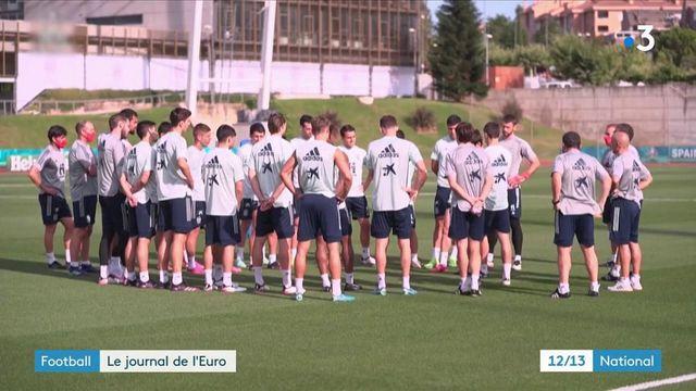 Euro 2021 : les demi-finales débutent avec Italie-Espagne
