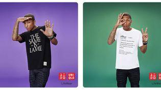 Pharrell Williams présente I am OTHER, sa collection capsule réalisée avec Uniqlo  (DR)