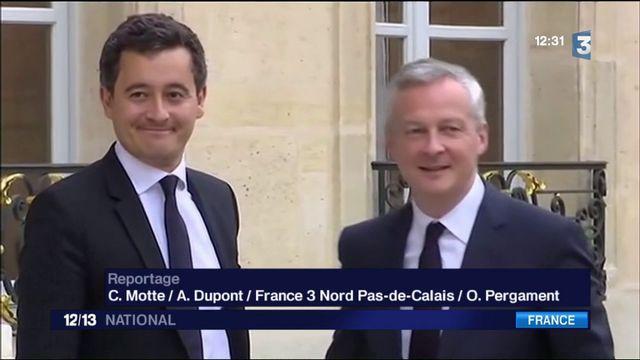 Gérald Darmanin, de Sarkozy à Macron