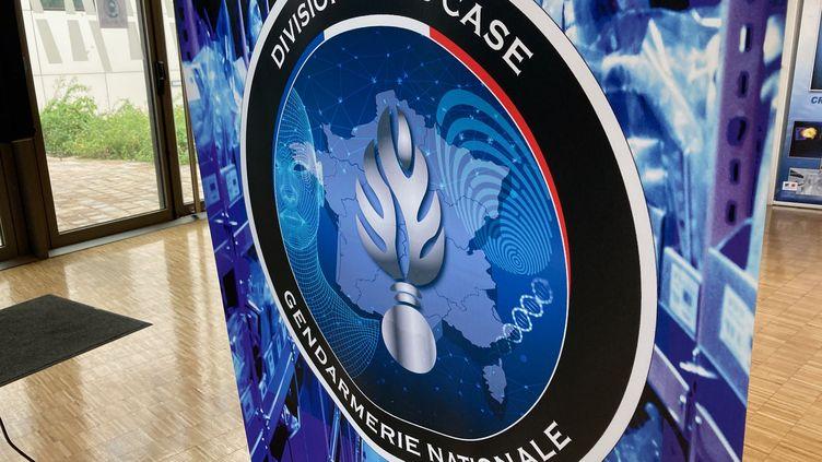 La gendarmerie nationale s'est dotée en 2020 d'une division spécialisée dans les affaires criminelles non élucidées. (MARGAUX STIVE / RADIO FRANCE)