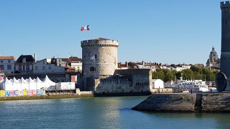 Le festival des Francofolies de La Rochelle, en 2019. (GÉRALD PARIS / RADIOFRANCE)