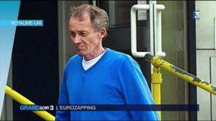 L'ancien entraîneur de football, Barry Bennell, accusé de pédophilie (FRANCE 3)