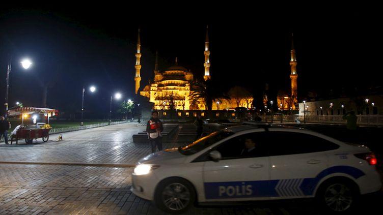 (Au lendemain de l'attentat d'Istanbul, un suspect directement lié à l'acte terroriste a été arrêté © Reuters/ Osman Orsal)