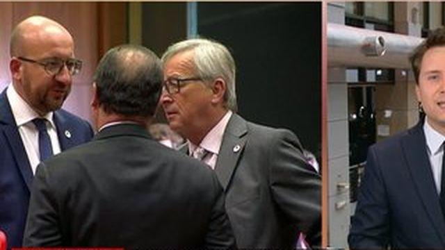 Crise grecque : le ton est monté au sein de l'Eurogroupe