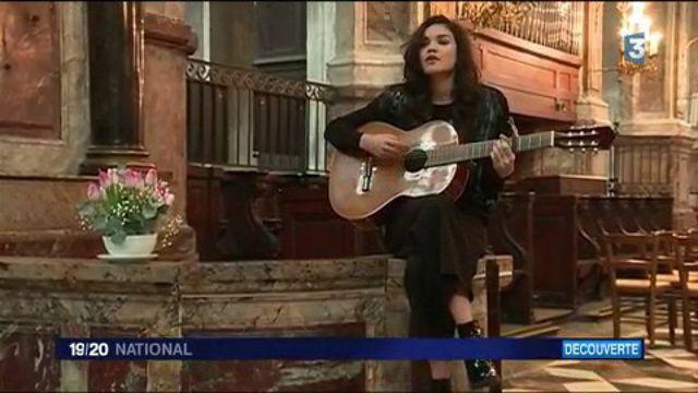 Tess : la chanteuse nouvelle génération