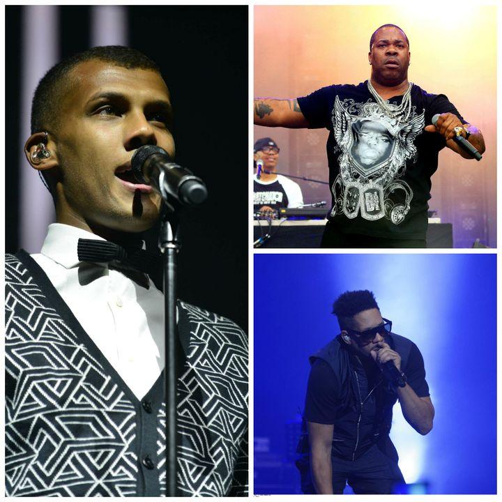 Stromae, Busta Rhymes et JoeyStarr sont sur le nouvel album de Bigflo et Oli.  (France 3 / Culturebox)