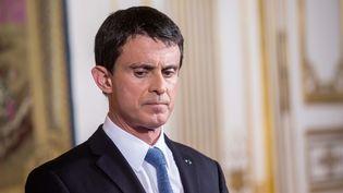 Manuel Valls, le 29 juin 2016, à Paris. (CHRISTOPHE MORIN / MAXPPP)