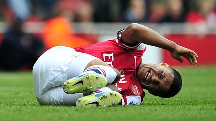 Alex Oxlade-Chamberlain (Arsenal) (GLYN KIRK / AFP)