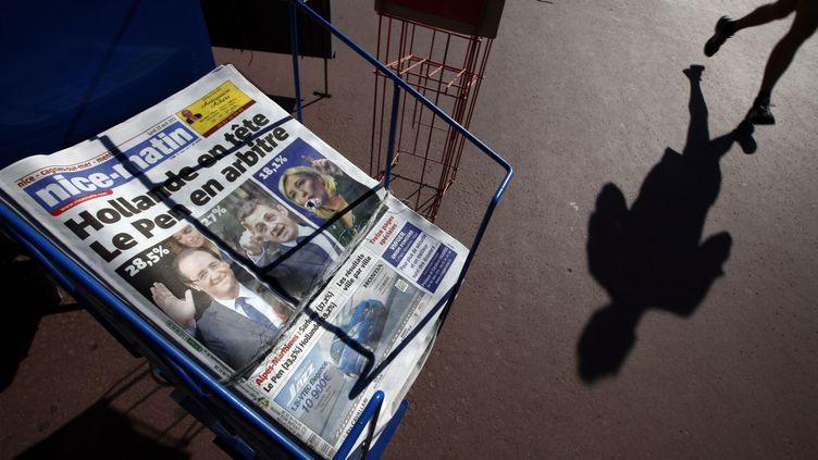 (Le groupe Nice-Matin emploie plus de 1.000 personnes © REUTERS)