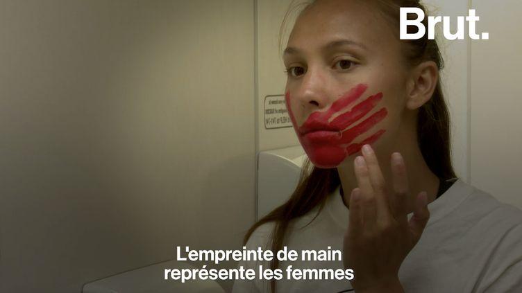 VIDEO. Elle court pour honorer la mémoire des femmes amérindiennes disparues (BRUT)