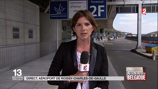 Les contrôles se renforcent dans les aéroports européens
