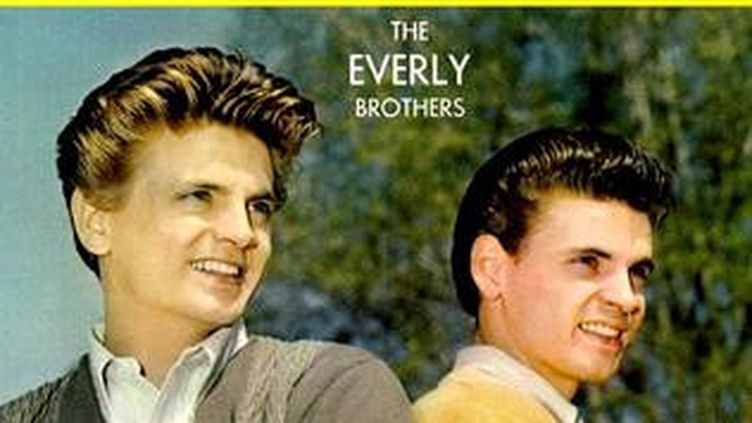 "Le 45 tours de ""So Sad"" des Everly Brothers. (DR)"