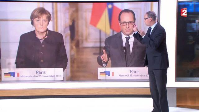 François Hollande, la fin d'un marathon diplomatique