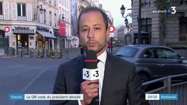 Vol de données : le pass sanitaire d'Emmanuel Macron fuite sur les réseaux sociaux