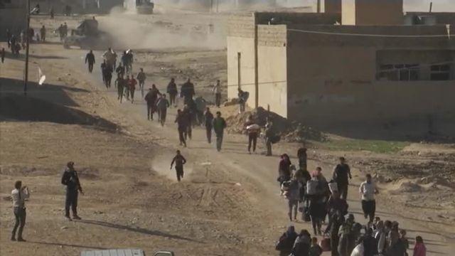La périphérie de Mossoul libérée par l'armée