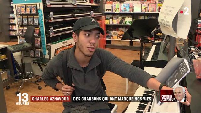 Charles Aznavour : des chansons qui ont marqué nos vies