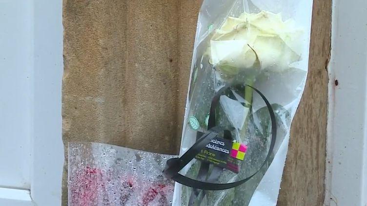 Une femme est morte poignardée en pleine rue, dimanche 24 mai, en Moselle. Son compagnon a pris la fuite. Activement recherché, il a été interpellé dans l'après-midi. (CAPTURE ECRAN FRANCE 3)