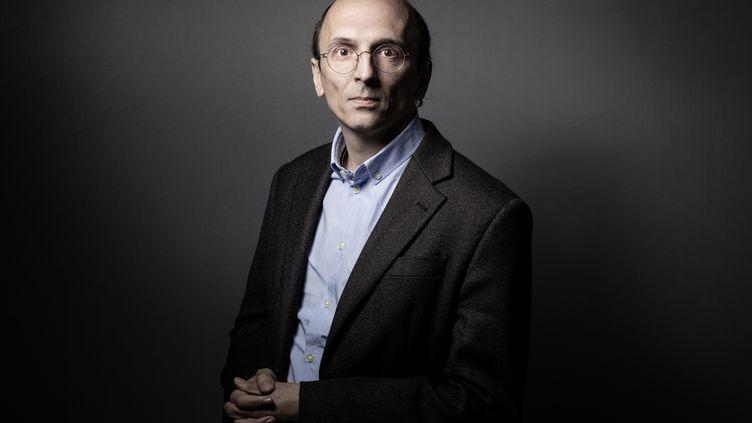 Maître Fabrice Di Vizio à Paris, le 18 mai 2020. (JOEL SAGET / AFP)