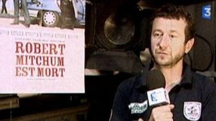 Robert Mitchum est mort : étrange road movie en Europe  (Culturebox)