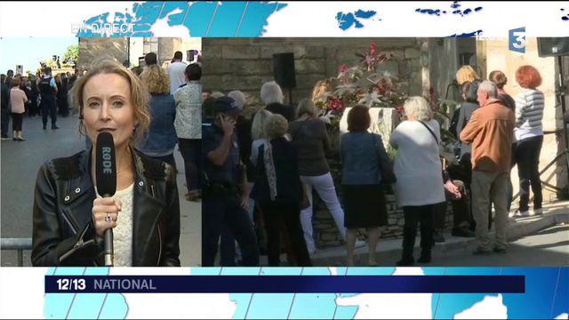 Attaque au couteau à Marseille : forte émotion aux obsèques de Mauranne
