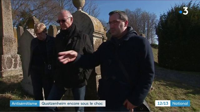Antisémitisme : Quartzenheim encore sous le choc