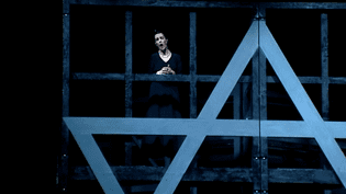 """""""La Juive"""" deJacques-Fromental Halévy, une mise en scène d'Olivier Py / à l'Opéra de Lyon dans le cadre du festival Pour l'Humanité  (France 3 / capture d'écran)"""