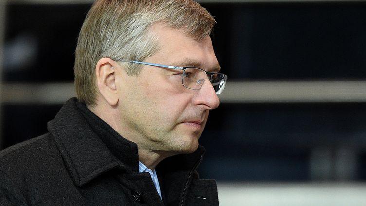 Le nom de Dmitri Rybolovlev, président de l'AS Monaco, est cité dans les dernières révélations Football Leaks de Mediapart.  (FRANCK FIFE / AFP)