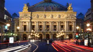 La façade de l'Opéra Garnier.  (Isabelle Boitet / Photononstop)