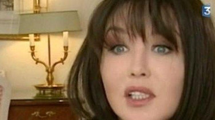 Le retour d'Isabelle Adjani sur petit et grand écran  (Culturebox)