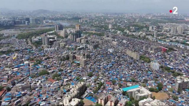 Covid-19 : certains bidonvilles en Inde ont-ils atteint l'immunité collective ?