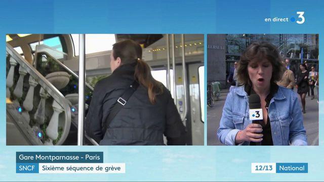 SNCF : sixième séquence de grève