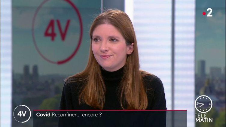 Aurore Bergé (LREM) (France 2)