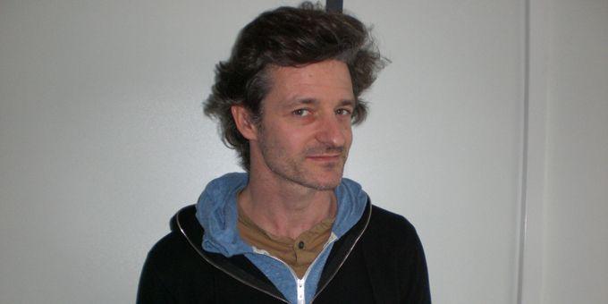 Édouard Ferlet, Paris, 23 janvier 2013.  (Annie Yanbékian)