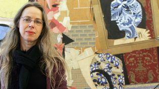 Anne Baldassari au Musée Picasso en 2006  (FRANCOIS GUILLOT / AFP)