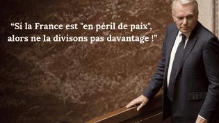 Jean-Marc Ayrault, député PS et ancien Premier ministre, le 27 décembre sur Twitter (MAXPPP)