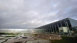 Le musée Louvre-Lens, (Pas-de-Calais), le 3 décembre 2012. (PHILIPPE HUGUEN / AFP)