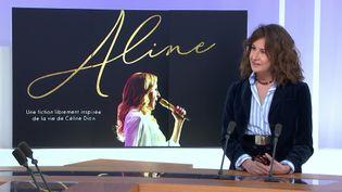 Valérie Lemercier, invitée du 19/20 France 3 Lorraine le 2 octobre 2020. (France 3 Lorraine)