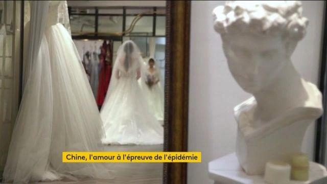 Chine : boom des mariages et épidémie de divorces